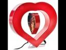 Поворотная магнитная левая светодиодная фоторамка - RED