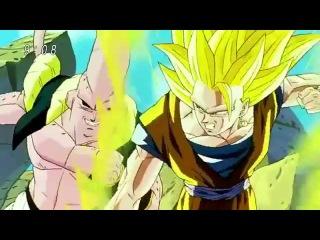 Dragonball Z Kai Buu Saga SSJ3 Goku vs Super buu