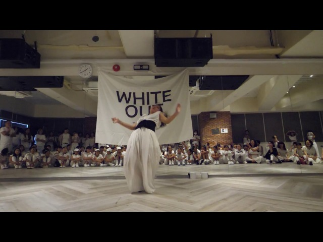 Yume vol 3 WINNER GUEST SHOWCASE WHITE OUT TOKYO vol 4 WAACKIN DANCE BATTLE