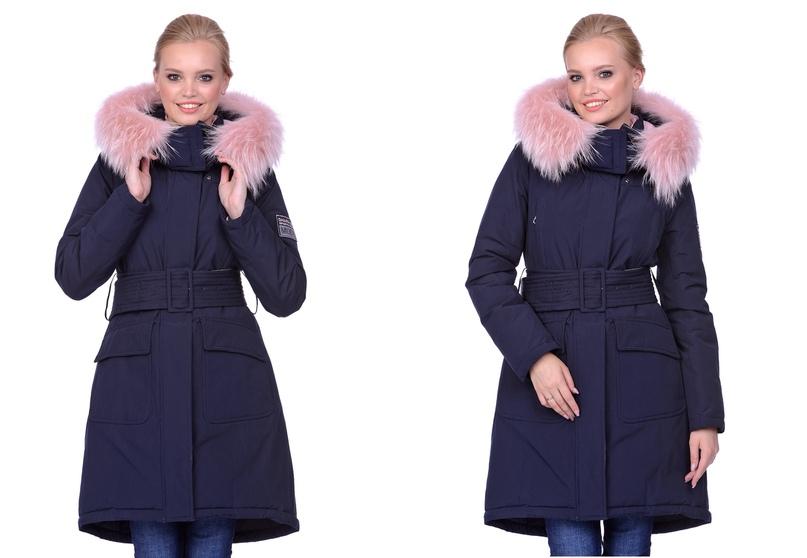Пальто пуховое, 14 998 руб.