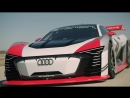 Audi e-tron Vision Gran Turismo becomes a reality with 815 hp