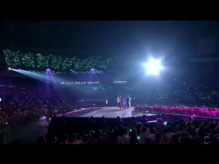 VIDEO 180802 Korea Mucic Festival - - SHINee reading a letter from a Shawol and finding