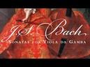 Bach Sonatas for Viola da Gamba and Keybord BWV 1027 1029 Full Album