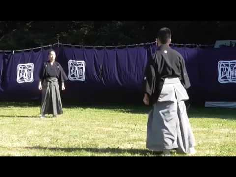 Meiji Jingu Kobudo Enbu 2016 平成28年明治神宮演武