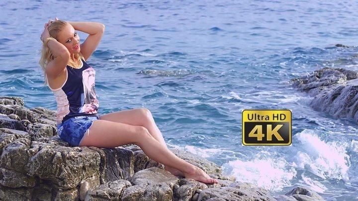 DJ SNS DJ Vujo 91 feat Ellena Miami 2015 Official Video Ultra HD 4K группа Танцевальная Тусовка