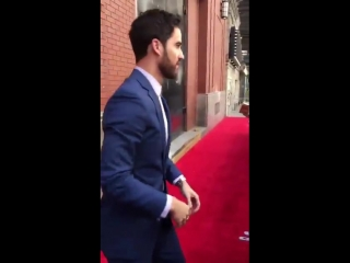 VIDEO @DarrenCriss at CursedChildNYC via Dorea Arens IG Story