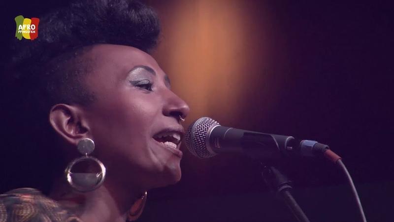 Alsarah The Nubatones @ Afro-Pfingsten Festival 2018