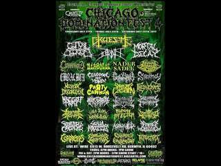 Chicago Domination Fest 4 - Asphyxiator (Full Set)