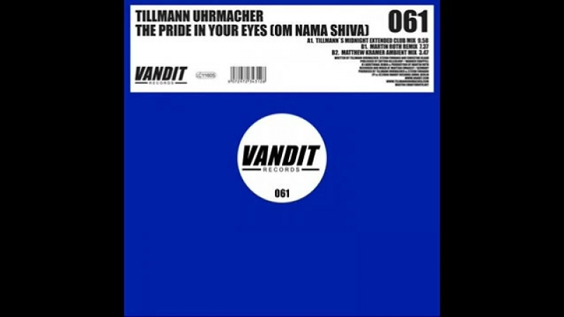 UHRMACHER THE PRIDE IN YOUR EYES MARTIN ROTH REMIX