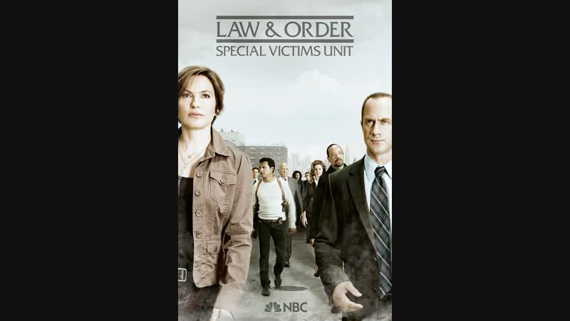 Закон и порядок._Специальный корпус_1_й_сезон_1_11_серии (триллер, драма, криминал, детектив,сериал 1999 – ...)