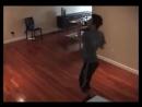 Crazy Loop (Dan Balan) репетирует дома Joanna(Shap up)