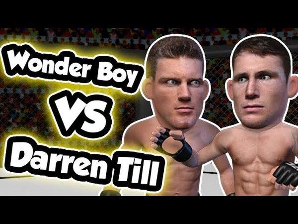 Darren Till VS Stephen Wonder Boy Thompson UFC Liverpool