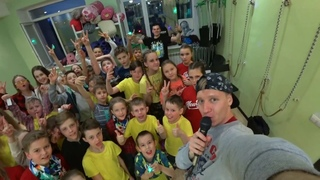 Международный день жонглёра — Екатеринбург (выступления танцевальных и жонглерских команд)