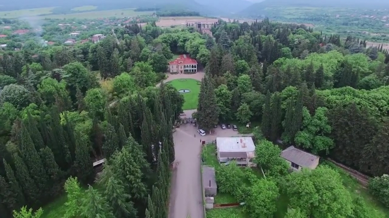 Puteshestvie po Gruzii zemle poezii i vina
