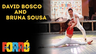 David Bosco & Bruna Sousa, Forró na Sibéria 2018