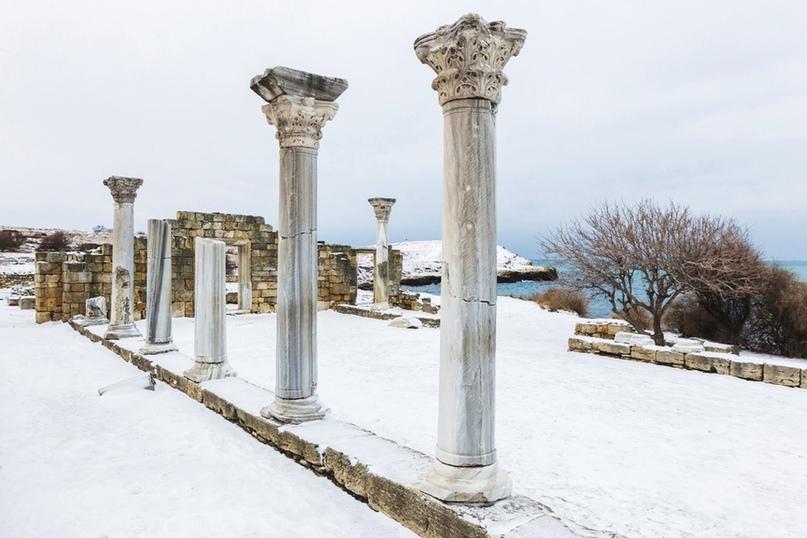 7 причин посетить Крым зимой