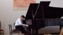 Frederic Chopin Etude 13 op 25 N°1 Arno Babajanyan Toccata Six pictures