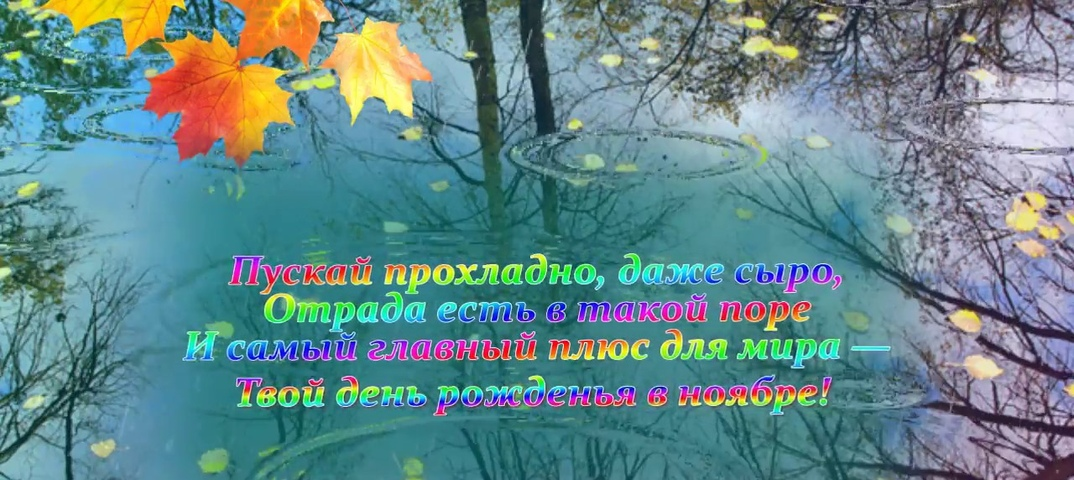 забывайте, поздравления с днем рождения в стихах ноябрь свою очередь, быстро