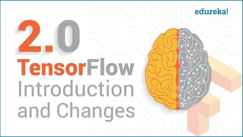 Introduction to Tensorflow 2.0 | Tensorflow 2.0 Features and Changes | Edureka