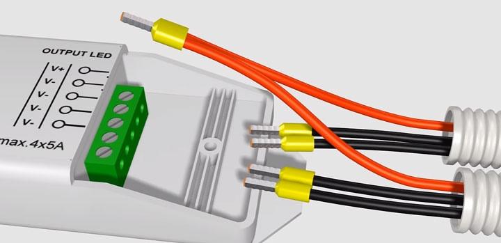 Монтаж и подключение светодиодной ленты часть 2, изображение №8