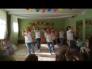 Флешмоб родителей 2018 детский сад Гвоздичка