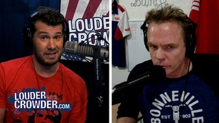 Epic Gun Debate With Christopher Titus (Uncut Web Extended) | Louder With Crowder