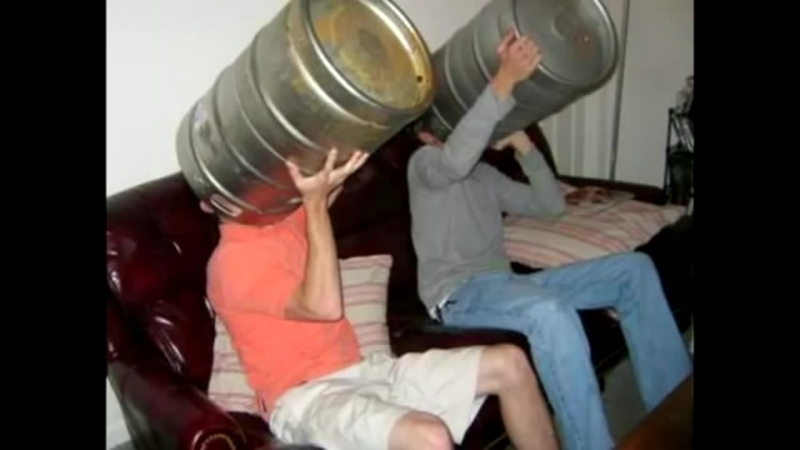 Die Kassierer Das Schlimmste ist wenn das Bier alle ist