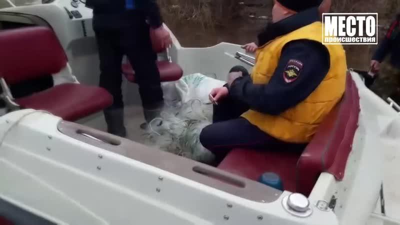 Инспектор рыбохраны задержал полицейских и активиста Антибрака 08 05 2019