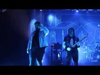 Trivium ft. Brandon Saller(Atreyu), Howard Jones - Until the World Goes Cold @ HOB, Anaheim, 11/2/18