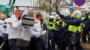 Police attacks the Nordic Resistance Movement in Kungälv