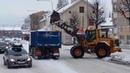 Snöröjning Katrineholms kommun