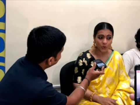 Kajol , Riddhi Sen, Tota Roychoudhury and Dir Prodeep Sarkar with Rj Animesh Live on 91.9 Friends F