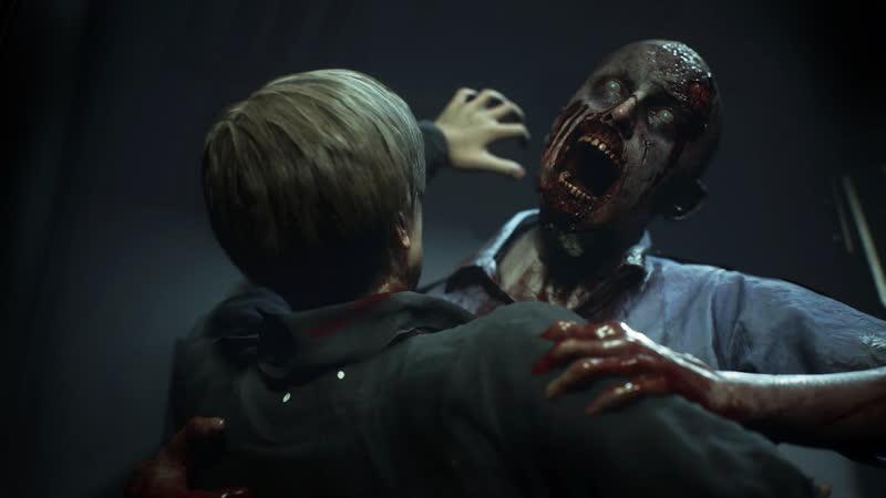 Строим кирпичный дом Resident Evil 2 Remake