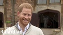 Prince Harry after Meghan gives birth to boy: 'Absolutely over the moon