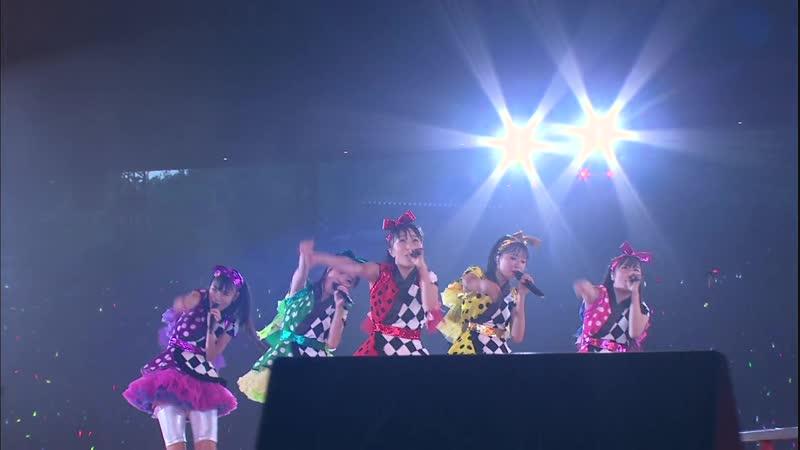 Momoiro Clover Z Ame no Tajikarao SUMMER DIVE 2012 Seibu Dome
