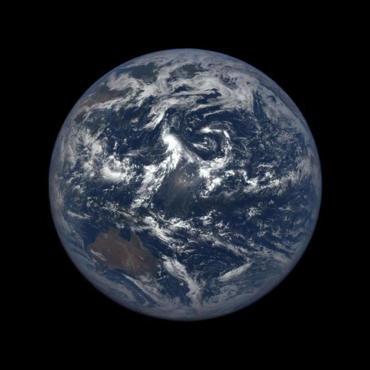 Картинка анимашка планета земля, надписью