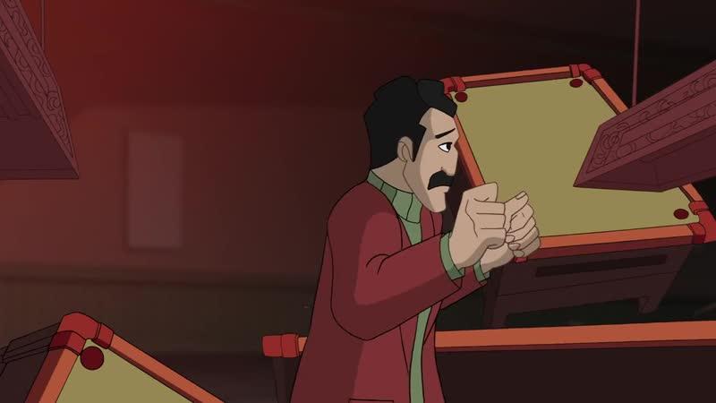 Грандиозный Человек Паук 2 Сезон 11 Серия Подтекст