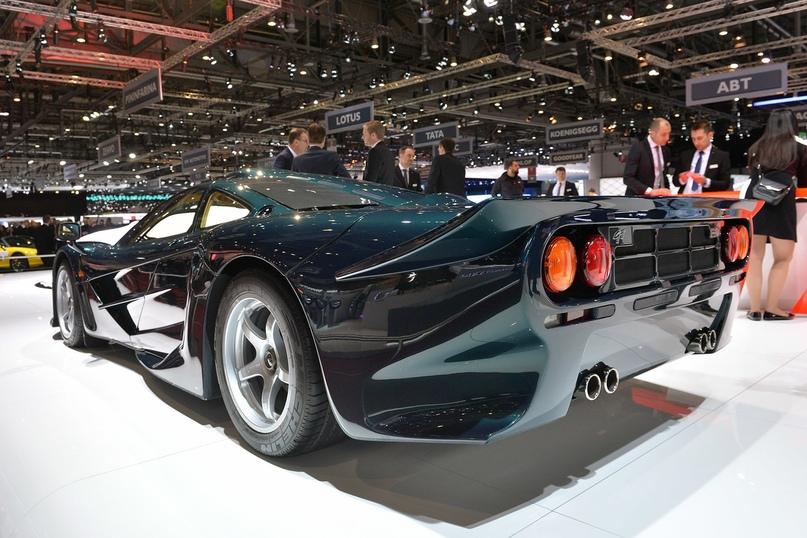 Длина имеет значение — Эволюция «длиннохвостых» McLaren, изображение №6