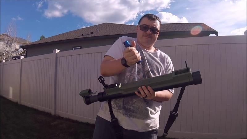TagInn Launcher Firing