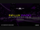 INFLUX RADIO LIVE 24/7 NU-DISCO/FUNKY HOUSE/SOULFUL HOUSE/DEEP HOUSE/TECH HOUSE/TECHNO/LIVE RADIO DJ'S/LIVE/