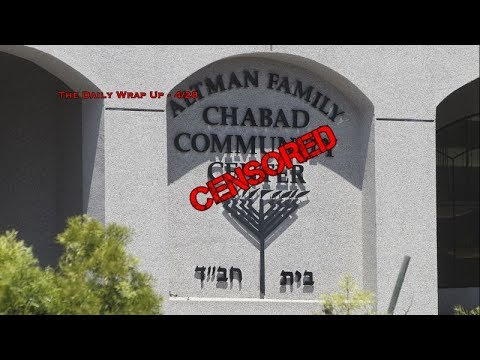 Social Media Censorship Rampant During Poway Synagogue Shooting US Seeks Capital Case With Assange