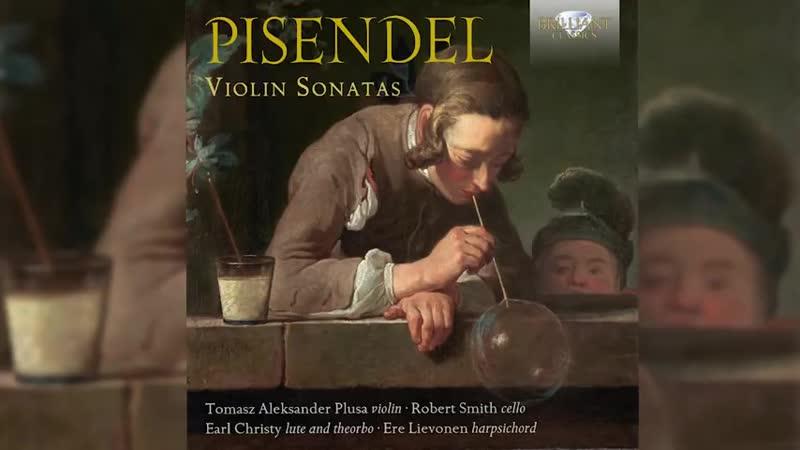 J G Pisendel Violin Sonatas