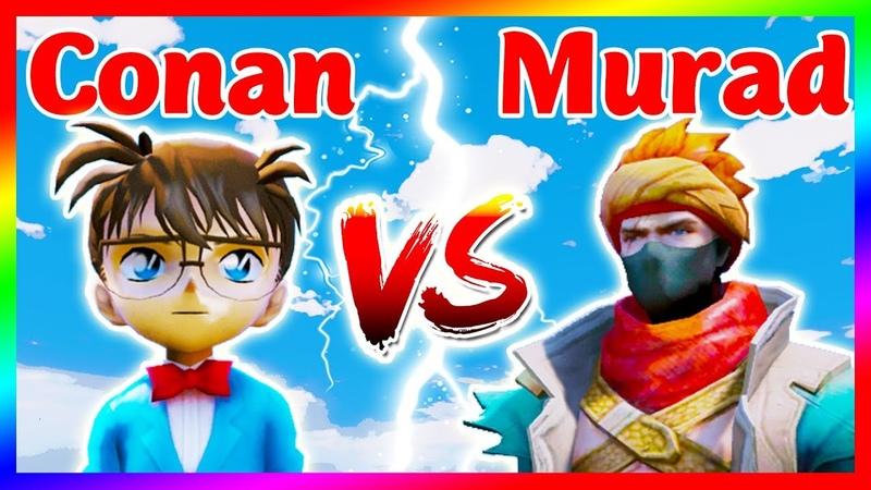 GTA 5 Mods - Edogawa Conan VS Nakroth Siêu Việt Phá Án | Liên Quân Mobile | GTA5MODAZ