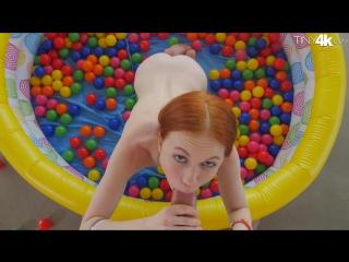 [CloudPorn] секс с молодушкой Dolly Little (porn hd, минет, POV, рыжие, молодые)