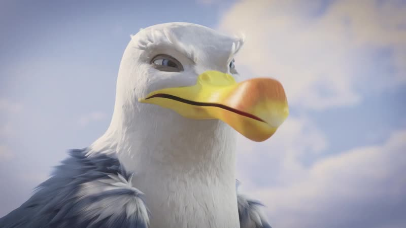 Птичий дозор (Manou the Swift) (2019) трейлер русский язык HD Кейт Уинслет
