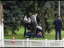 СБУшник строчил на детской площадке!Наша служба и опасна ,и трудна!