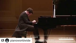 Denis Matsuev. Liszt. Mephisto Waltz