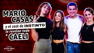 Mario Casas lo revela todo - Entrevista Caeli | Amazon Prime Video