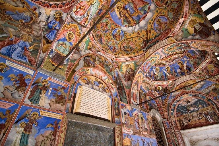 Рильский Монастырь в Болгарии, изображение №4