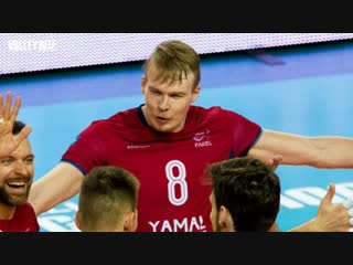The Amazing Volleyball Actions by Artur Udrys. CWC2018.